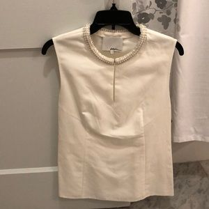 3.1 PHILLIP LIM💗 Collar Shirt